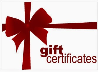 Small Business Gift Certifcates Web Design Seo Services