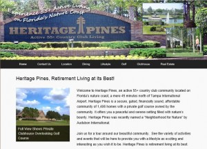 Wordpress web design for Realtors and Real Estate