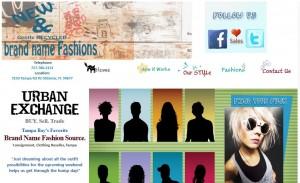 Website Design for Florida Clothing Retailers