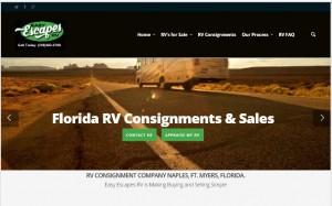 Florida web design auto and rv dealers